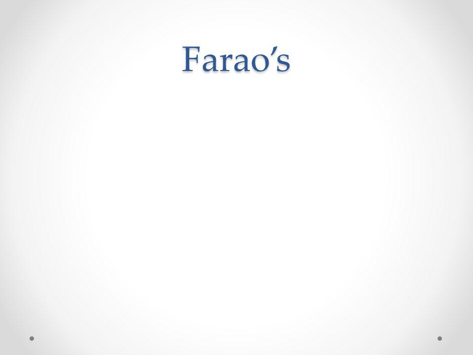 Farao's