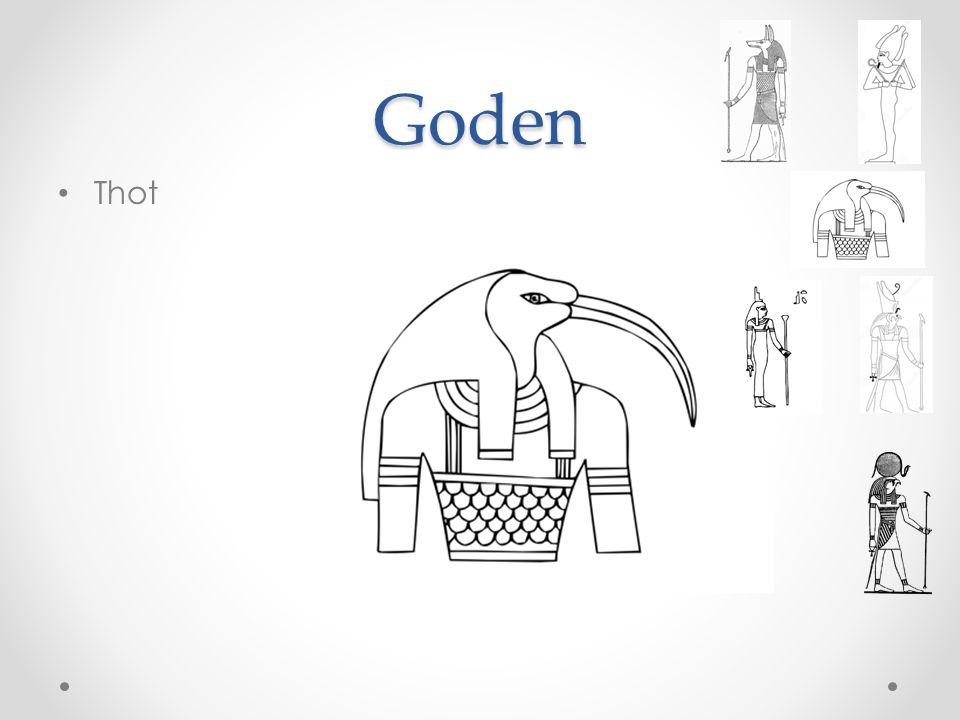 Goden Thot