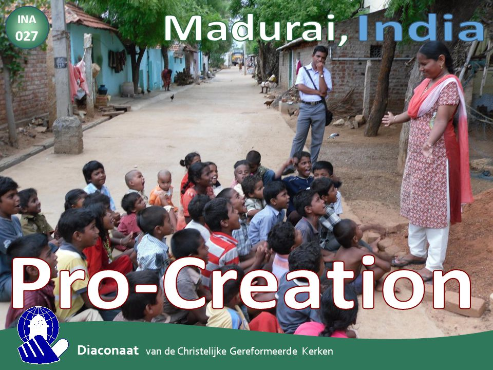 Madurai, India Pro-Creation