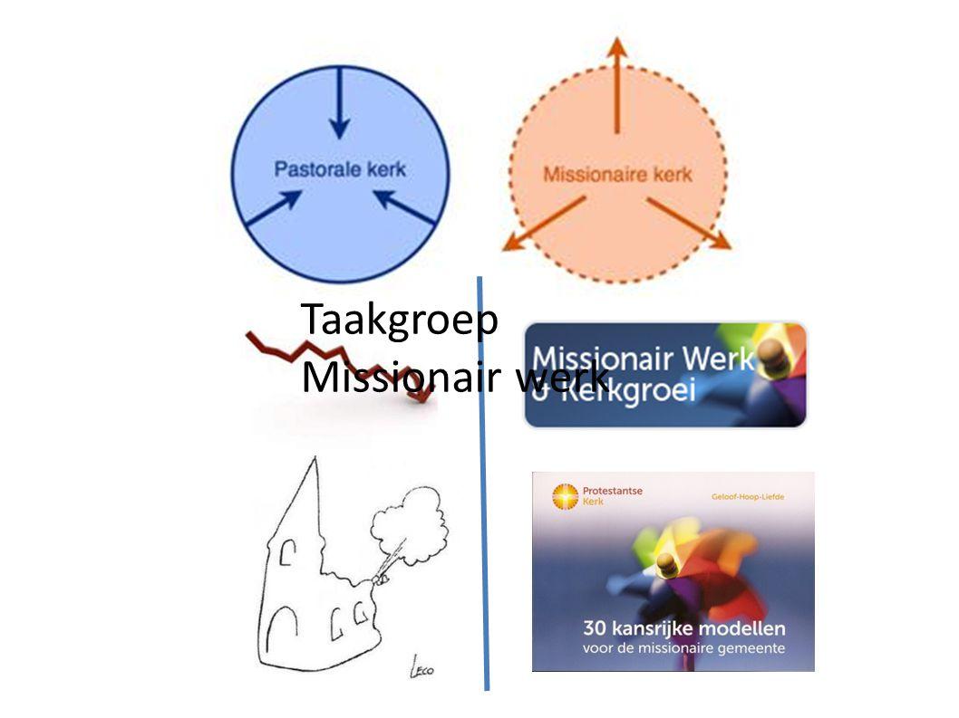 Taakgroep Missionair werk