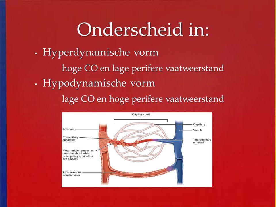 Onderscheid in: Hyperdynamische vorm