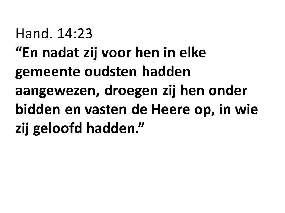 Hand. 14:23
