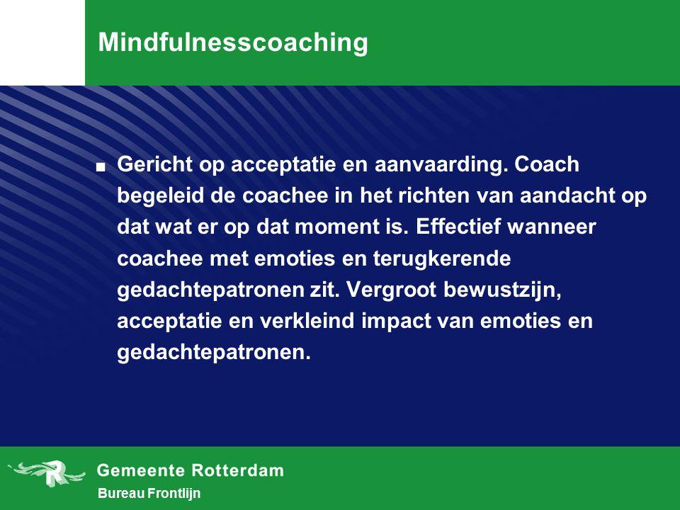 Mindfulnesscoaching