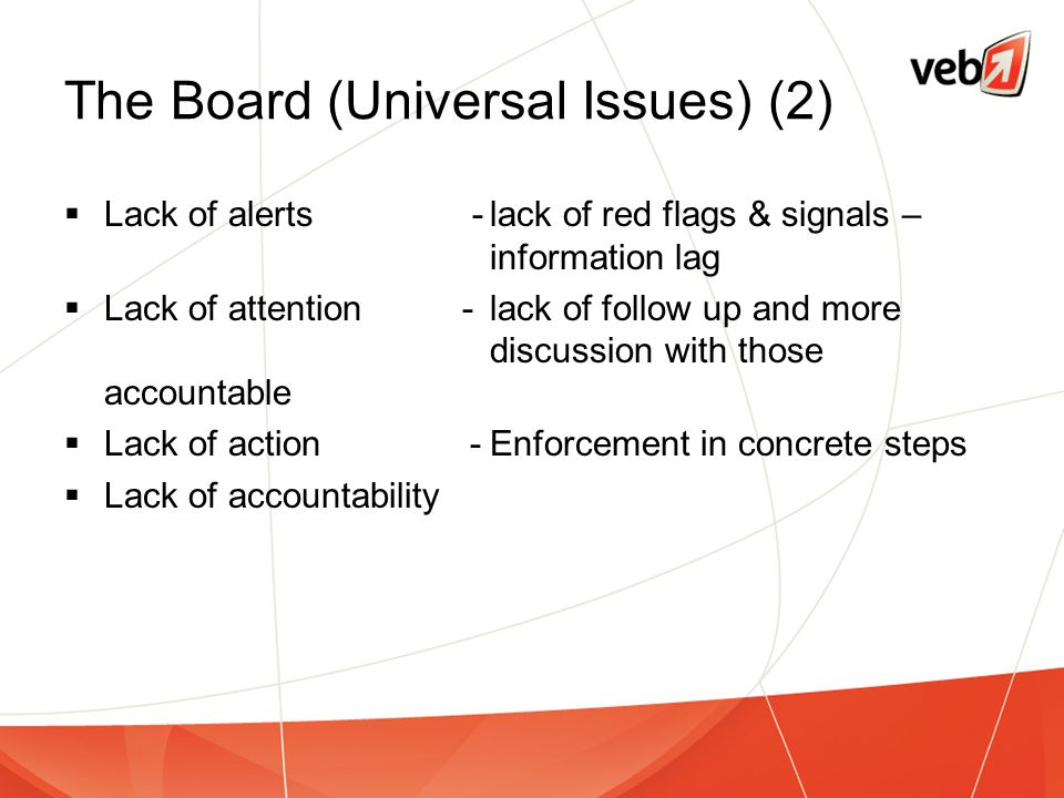The Board (Universal Issues) (2)