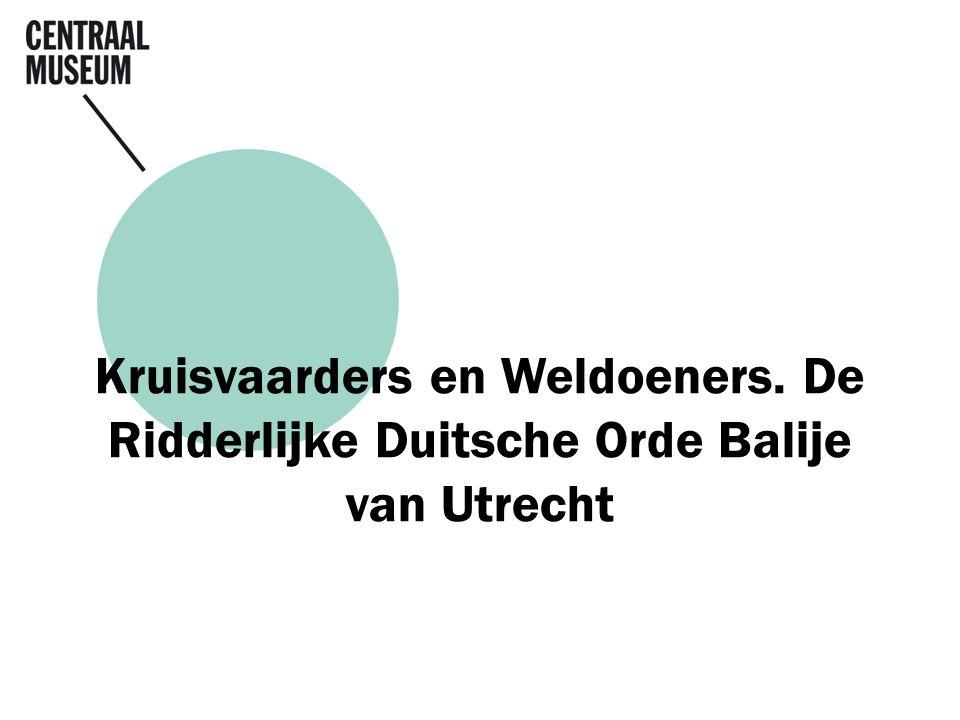 Kruisvaarders en Weldoeners