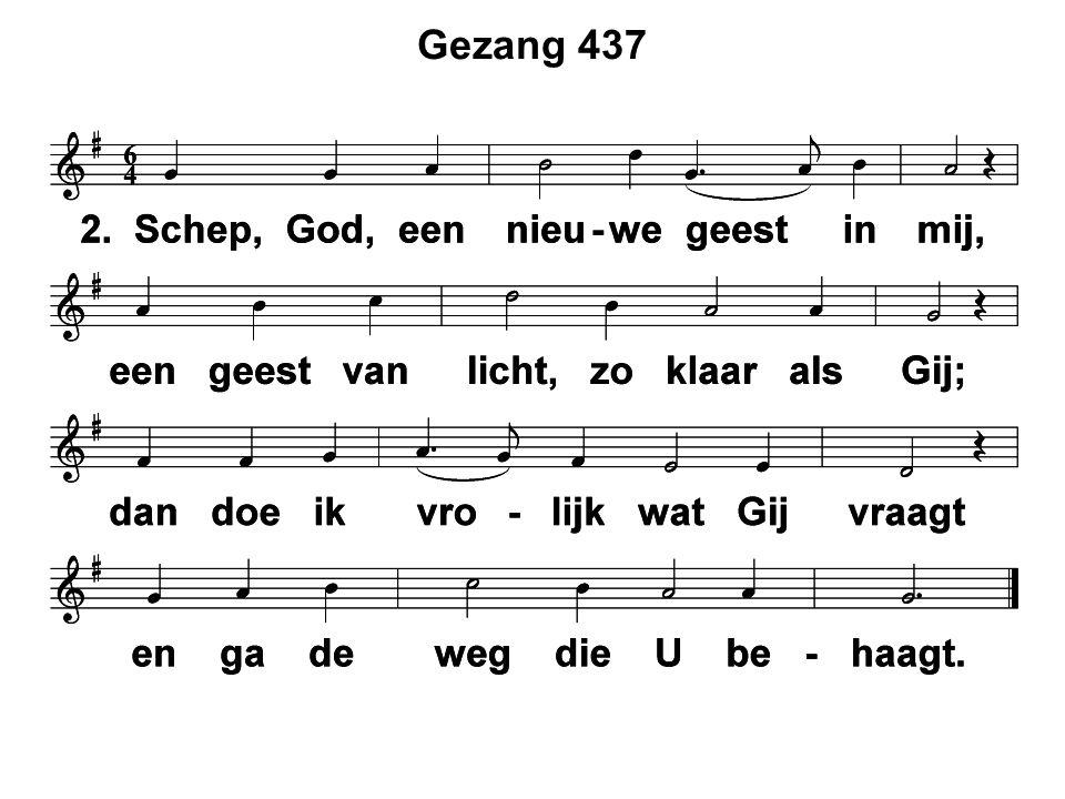 Gezang 437