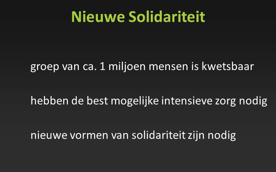 Nieuwe Solidariteit hebben de best mogelijke intensieve zorg nodig