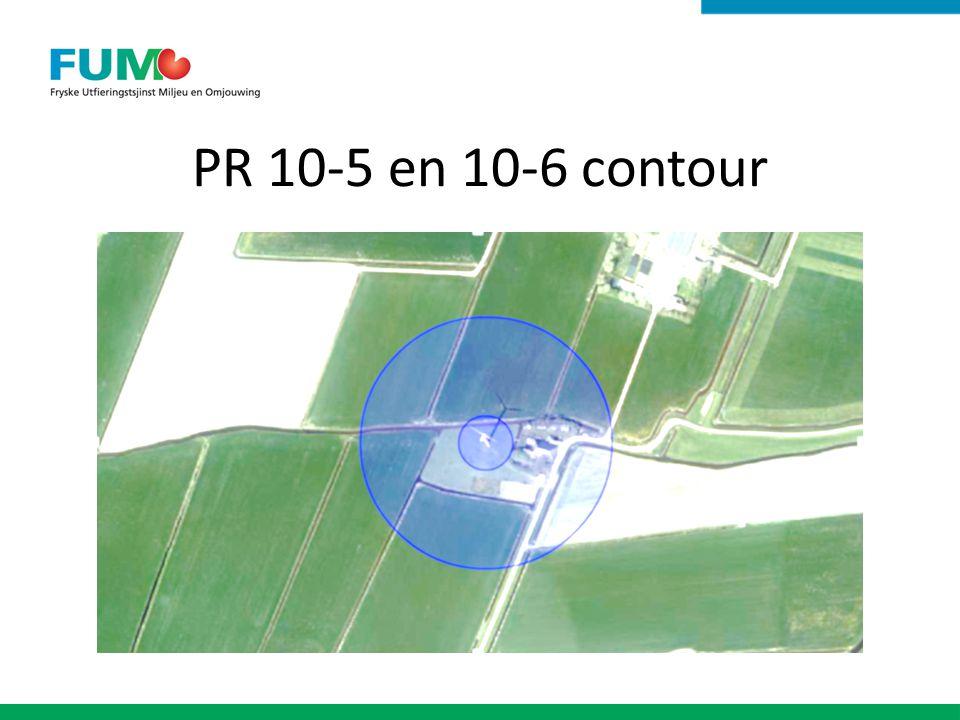 PR 10-5 en 10-6 contour