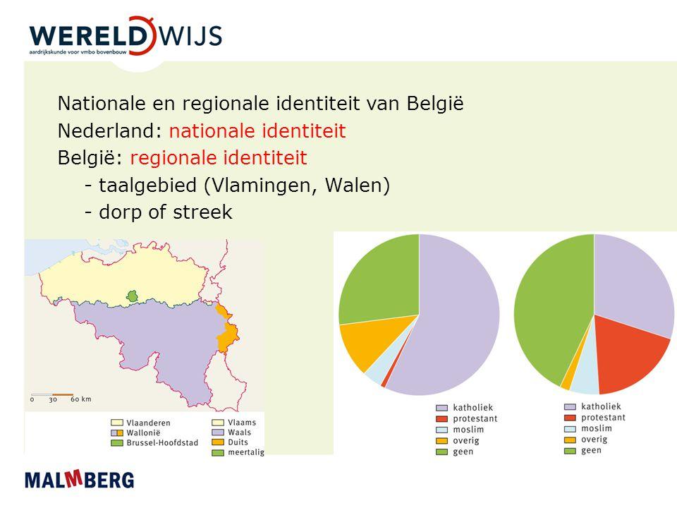 Nationale en regionale identiteit van België