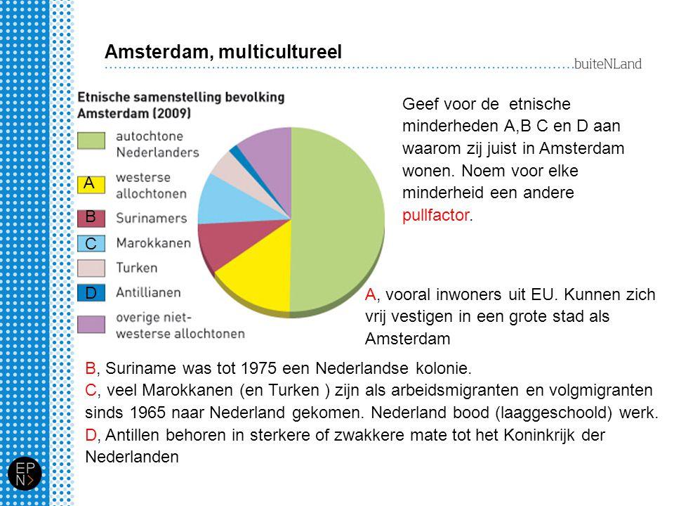 Amsterdam, multicultureel