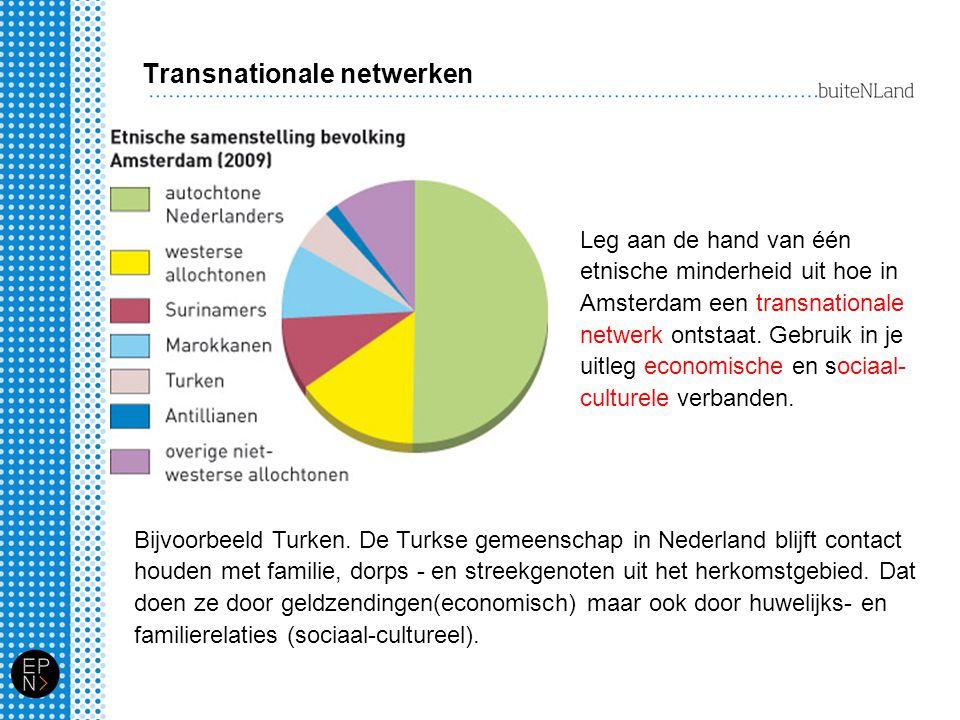 Transnationale netwerken