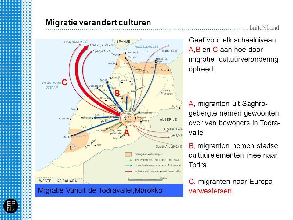 Migratie verandert culturen
