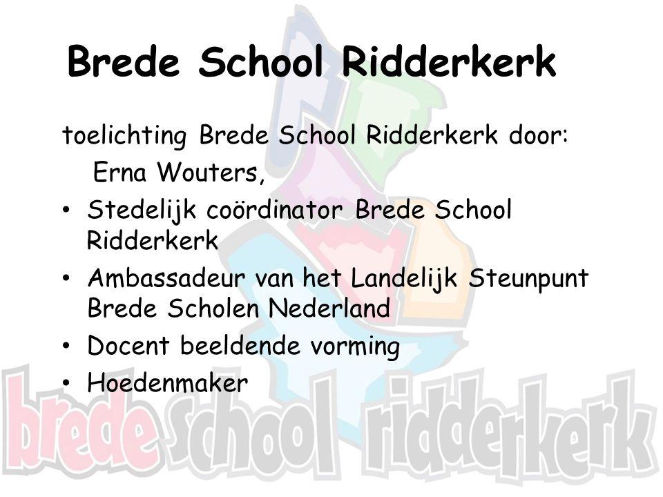 Brede School Ridderkerk