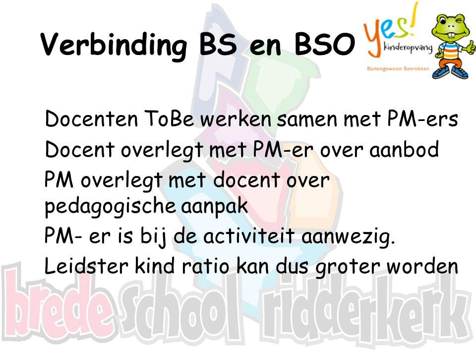 Verbinding BS en BSO