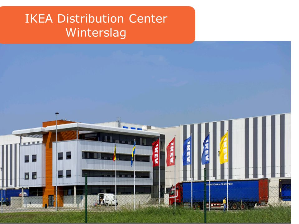 IKEA Distribution Center Winterslag