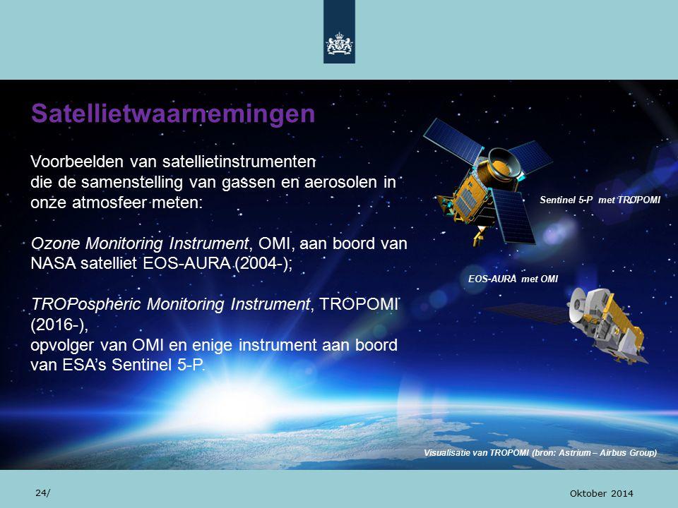 Satellietwaarnemingen