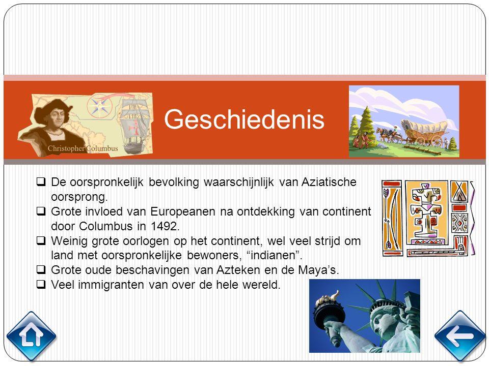 Geschiedenis De oorspronkelijk bevolking waarschijnlijk van Aziatische oorsprong.