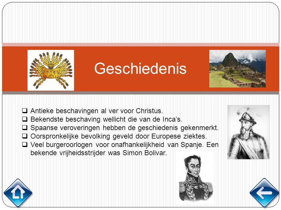 Geschiedenis Antieke beschavingen al ver voor Christus.