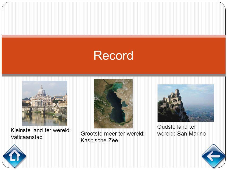 Record Oudste land ter wereld: San Marino