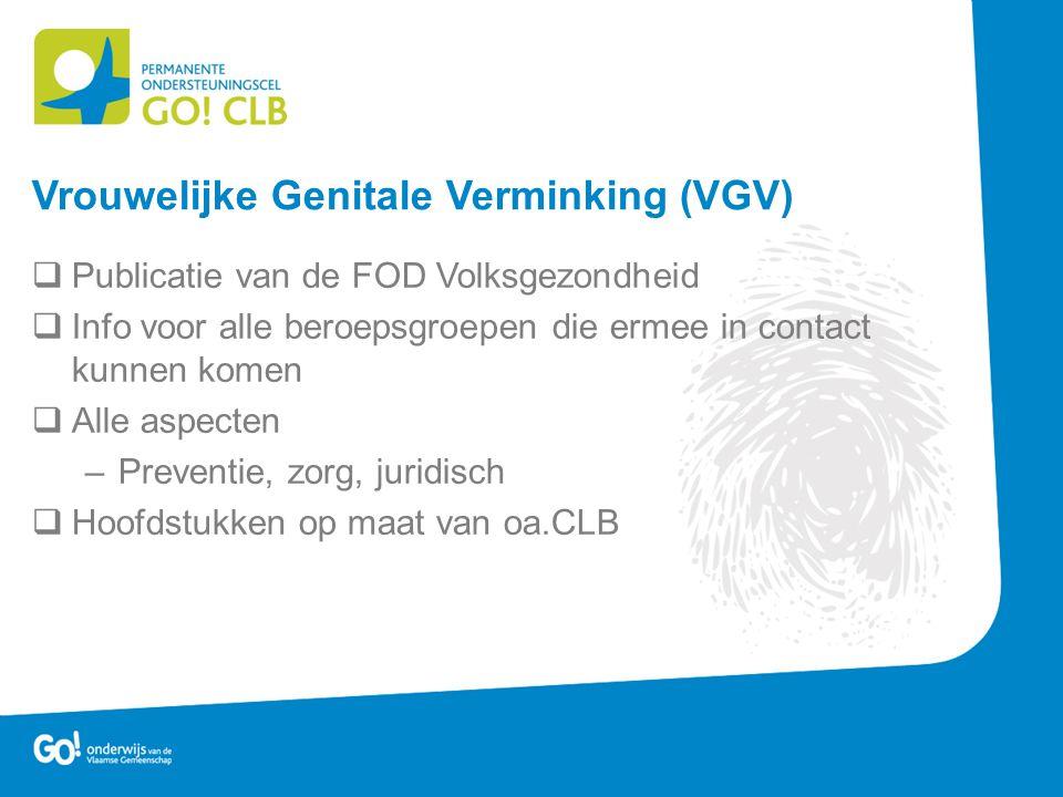 Vrouwelijke Genitale Verminking (VGV)