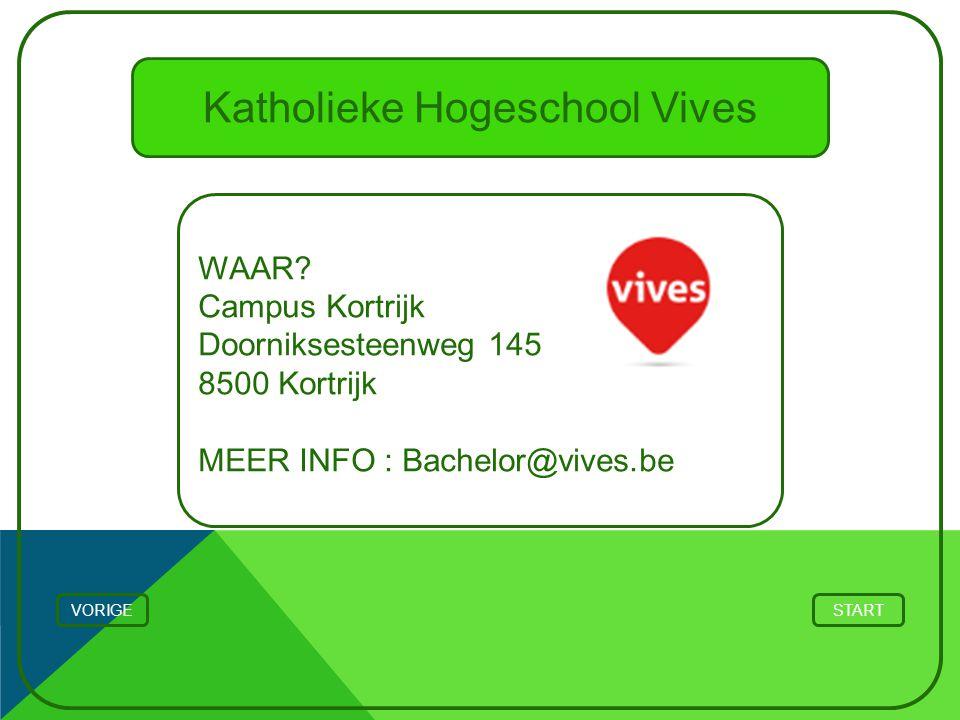 Katholieke Hogeschool Vives