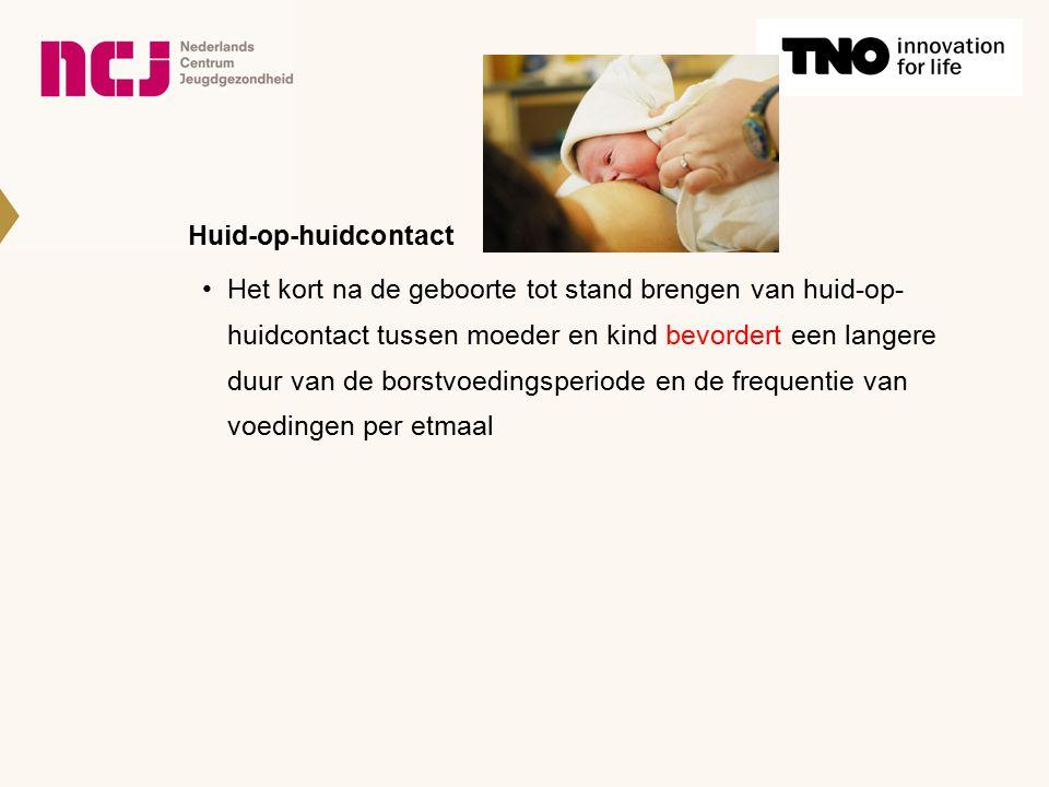 Huid-op-huidcontact
