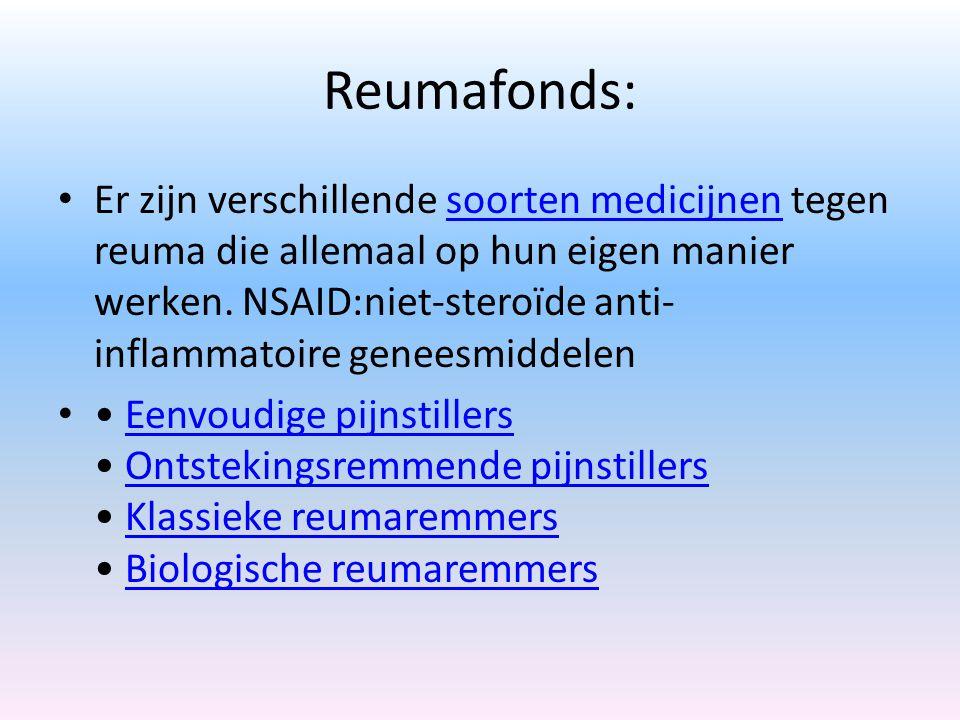 Reumafonds: