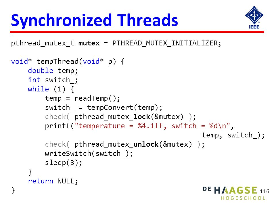 C++11 Synchronized Threads
