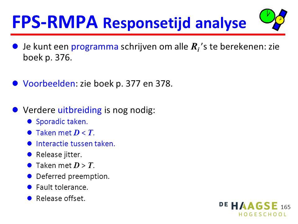 FPS-RMPA D < T en Sporadic taken