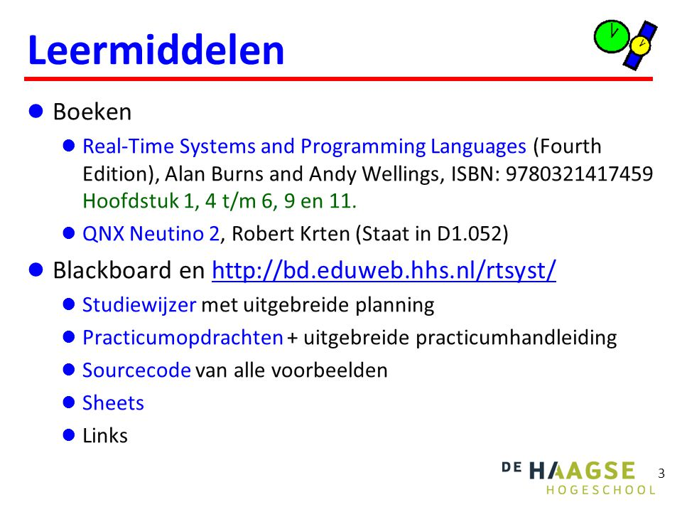 Real-Time Systeem Definitie(s):