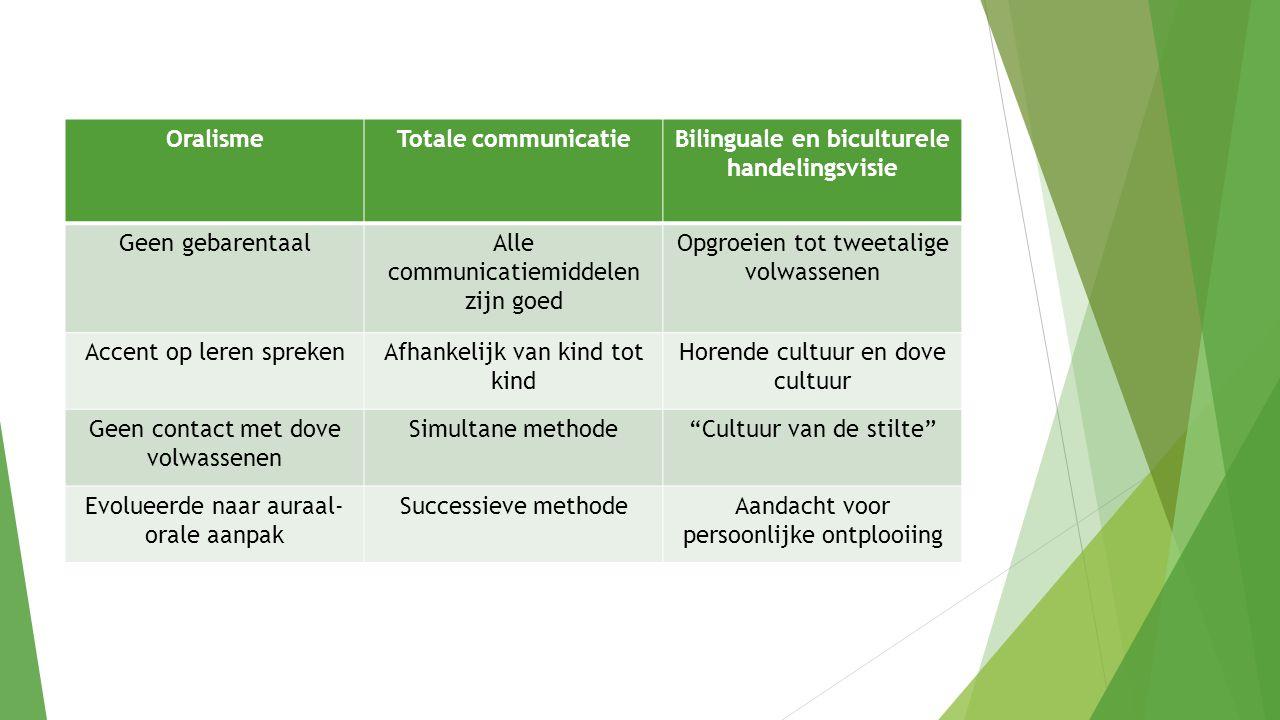 Bilinguale en biculturele handelingsvisie