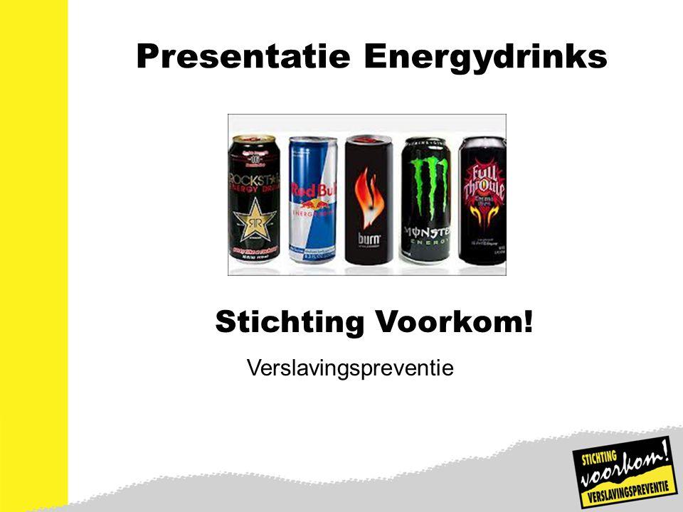 Presentatie Energydrinks
