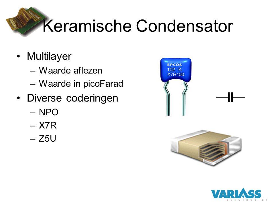 Keramische Condensator