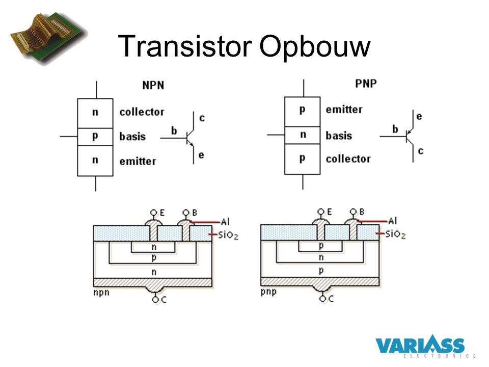 Transistor Opbouw