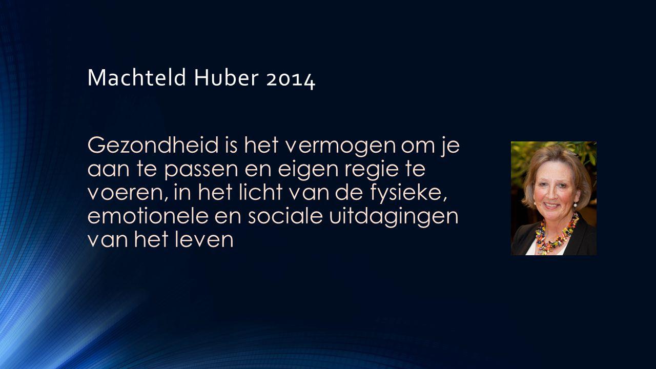 Machteld Huber 2014