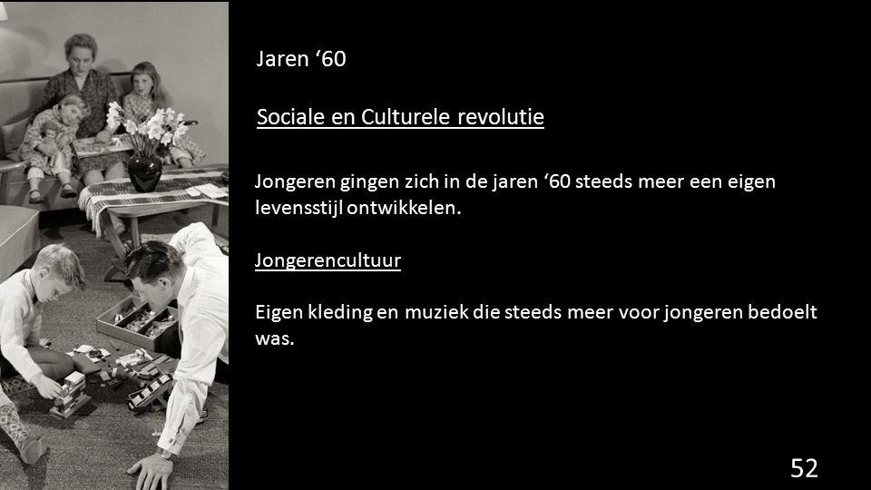 Sociale en Culturele revolutie