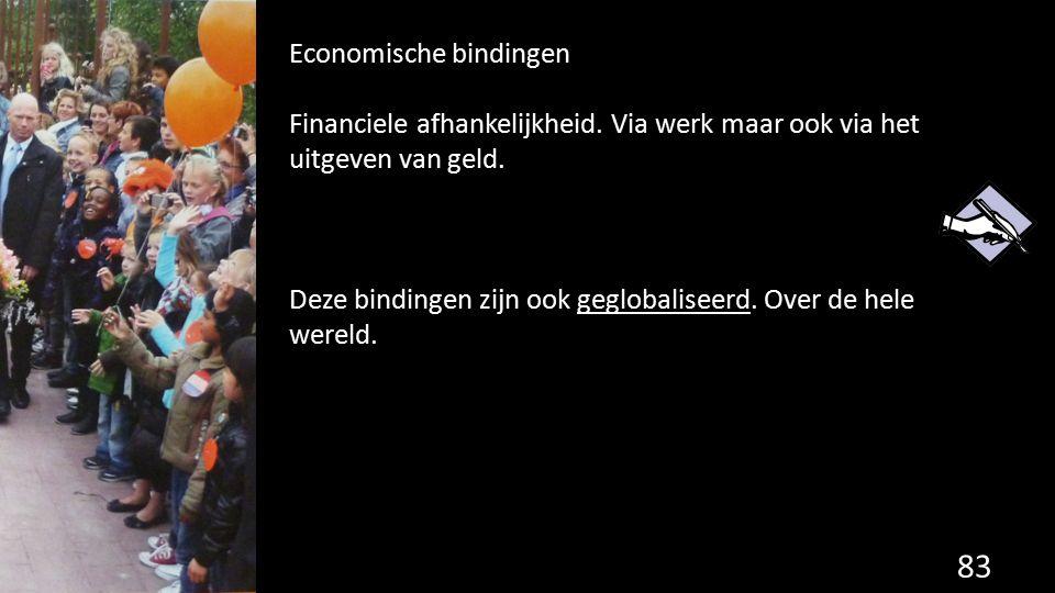 Economische bindingen