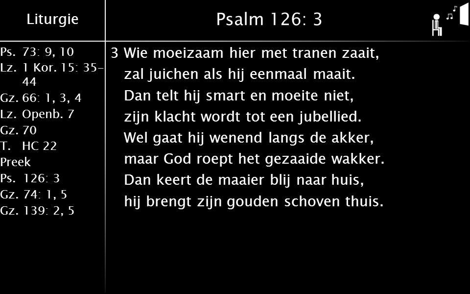 Psalm 126: 3
