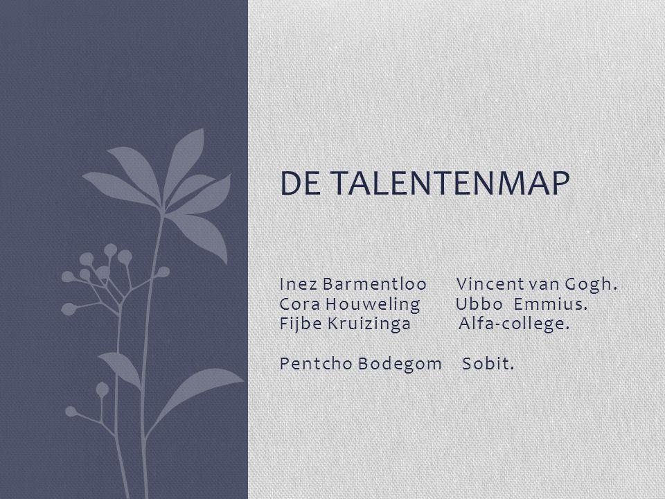 De talentenmap