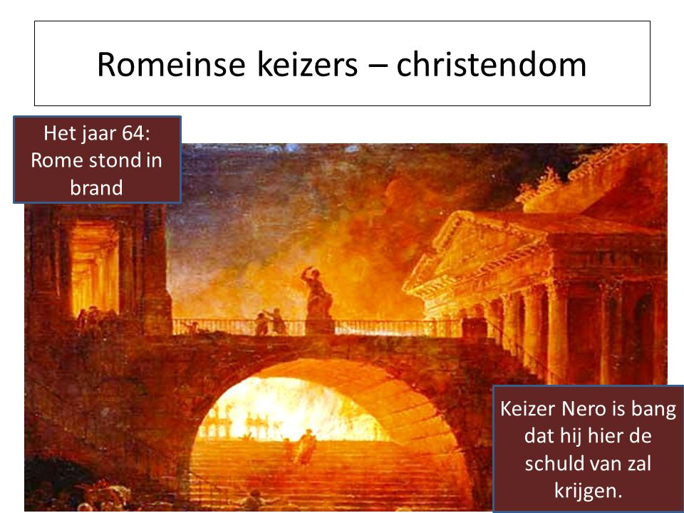 Romeinse keizers – christendom