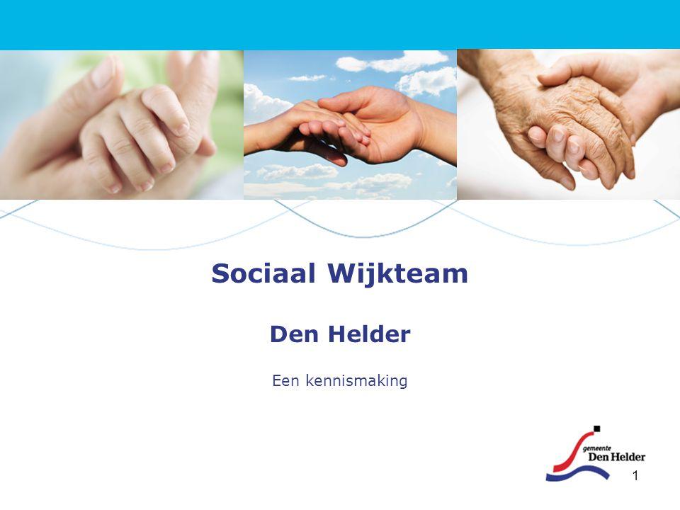Sociaal Wijkteam Den Helder