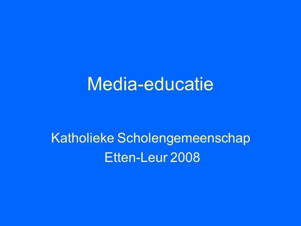Katholieke Scholengemeenschap Etten-Leur 2008