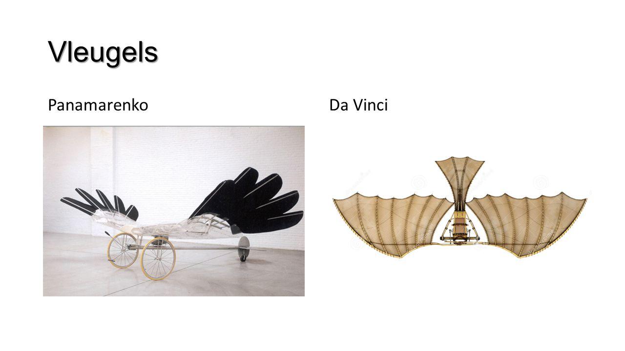 Vleugels Panamarenko Da Vinci