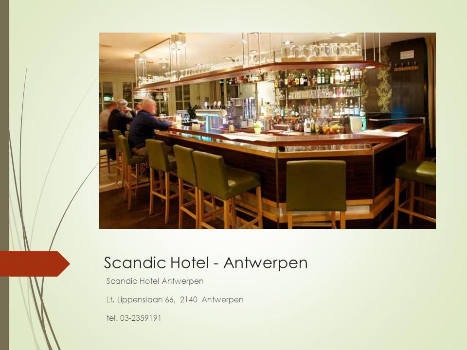 Scandic Hotel - Antwerpen