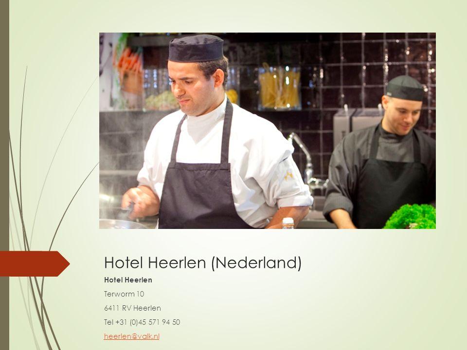 Hotel Heerlen (Nederland)
