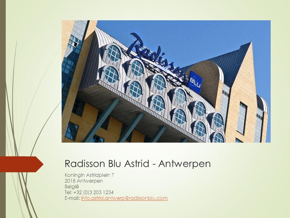 Radisson Blu Astrid - Antwerpen