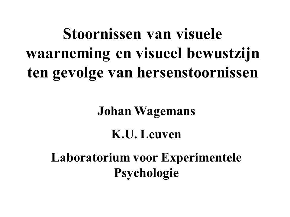 Laboratorium voor Experimentele Psychologie