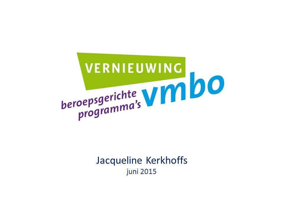 Jacqueline Kerkhoffs juni 2015