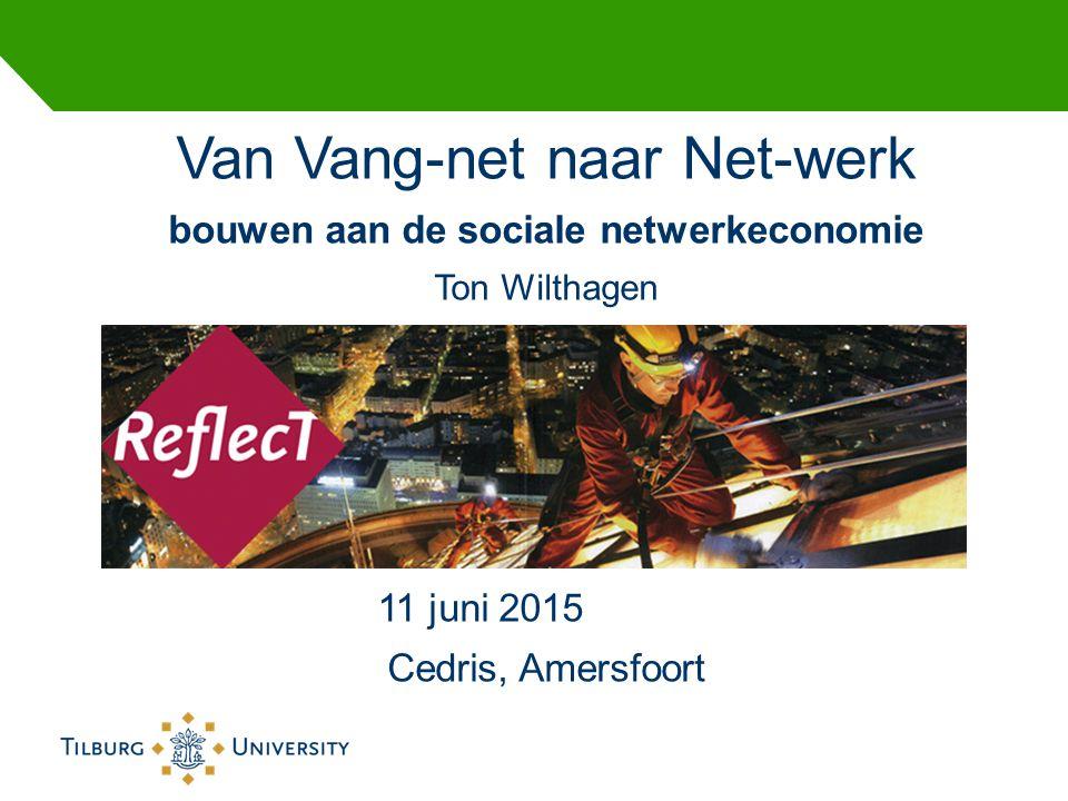 bouwen aan de sociale netwerkeconomie
