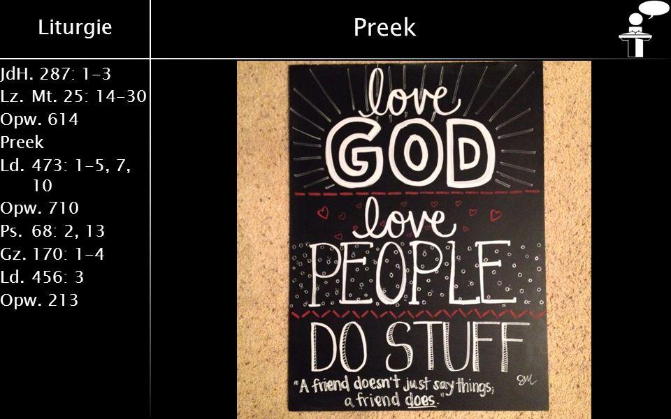 Preek Daarover gaat een schitterend citaat van Bob Goff: Do stuff! Briljant. Doe dingen .